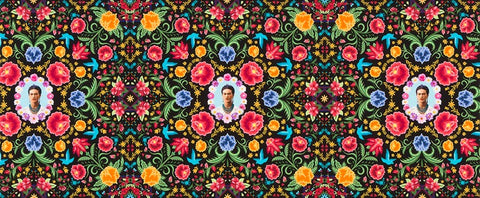 Frida Kahlo Panel --- Robert Kaufman Fabrics