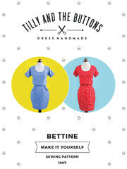 Bettine Sewing Patterns  - Tilly and the Buttons