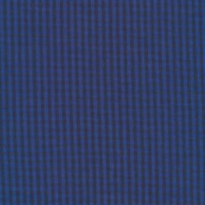 Small Plaids in Navy-- Checks Please -- Cloud 9 Fabrics