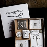 Selected Notions Box Set by Merchant & Mills of London