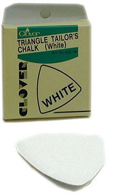 Triangle Chalk White -- Clover
