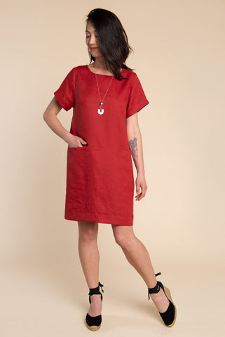 Cielo Dress -- Closet Core Patterns