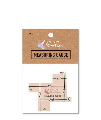 Ever Sewn Seam Gauge Ruler