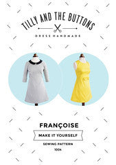 Francoise Sewing Patterns  - Tilly and the Buttons