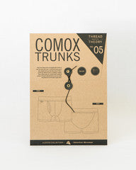 Comox Trunk Sewing Pattern by Thread Theory