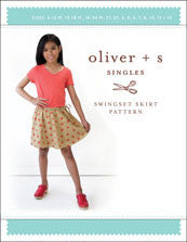 Oliver + S: Swingset SkirtSewing Pattern (6m-14y)