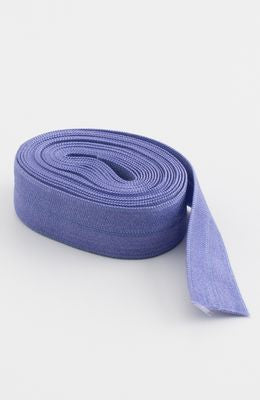 "Fold-over Elastic 5/8"" 2 yards in Lilac --- Patterns by Annie"