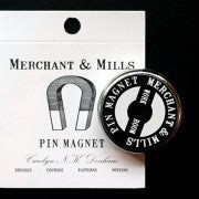 Pin Magnet by Merchant & Mills of London