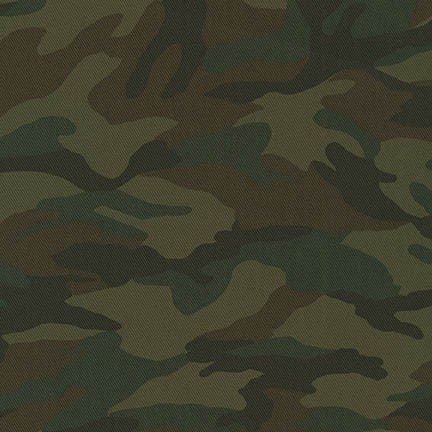 OLIVE by Sevenberry in Camouflage