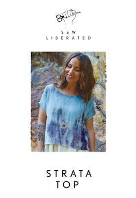 Strata Top Sewing Pattern -- Sew Liberated