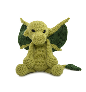George the Dragon Kit --- Toft UK