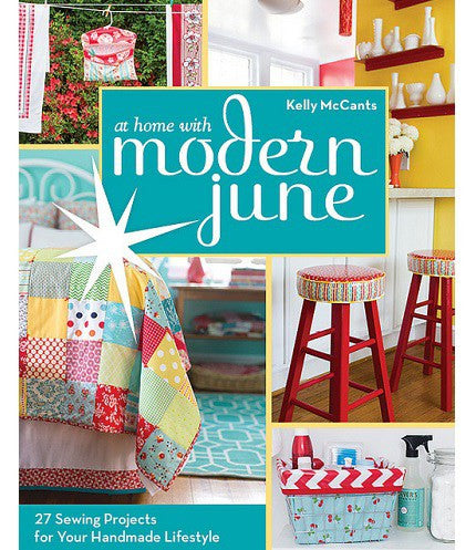At Home with Modern June by Kelly McCants