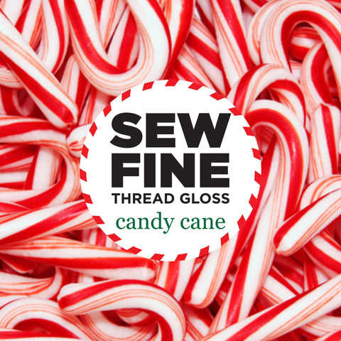Candy Cane -- Sew Fine Thread Gloss