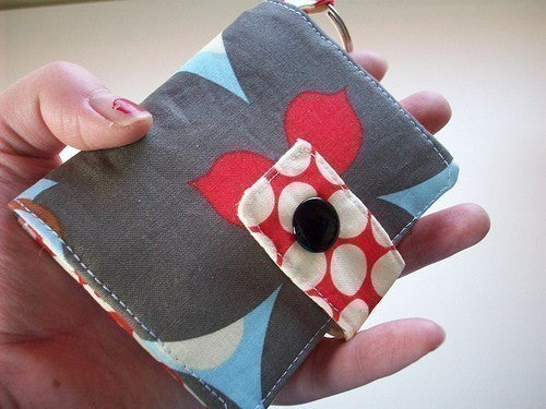 Carry & Go Wallet PDF Pattern