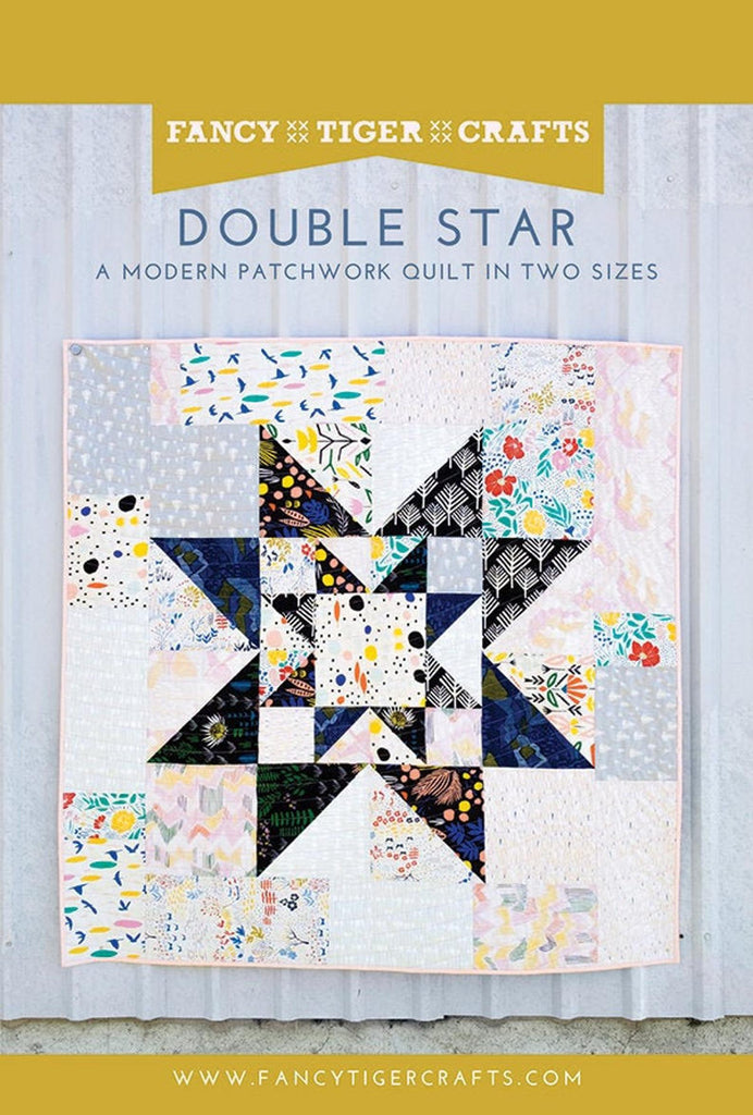 Double star pattern - Fancy Tiger Crafts