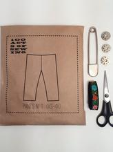 Pants No. 1 Pattern -- 100 Acts of Sewing