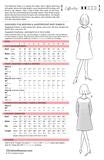 Marianne Dress Sewing Pattern --- Christine Haynes