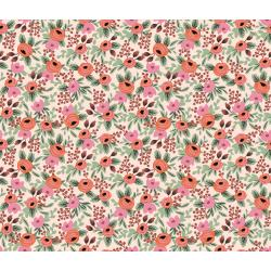 Rosa in Blush --  Primavera by Rifle Paper Co for Cotton + Steel
