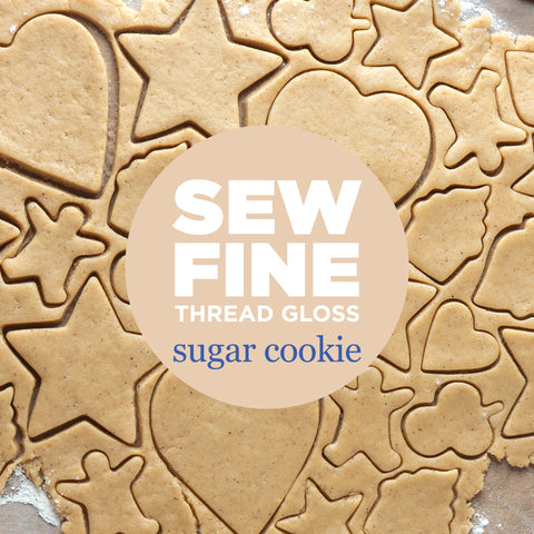 Sugar Cookie -- Sew Fine Thread Gloss