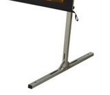 "STO 23-inch Leg Stands for the 120"", 144"" and 180"" portable frames"