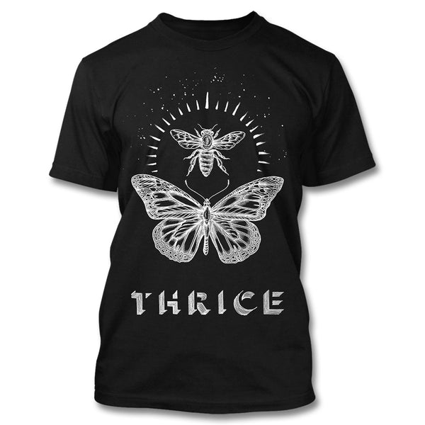 Official Thrice Butterfly T-shirt