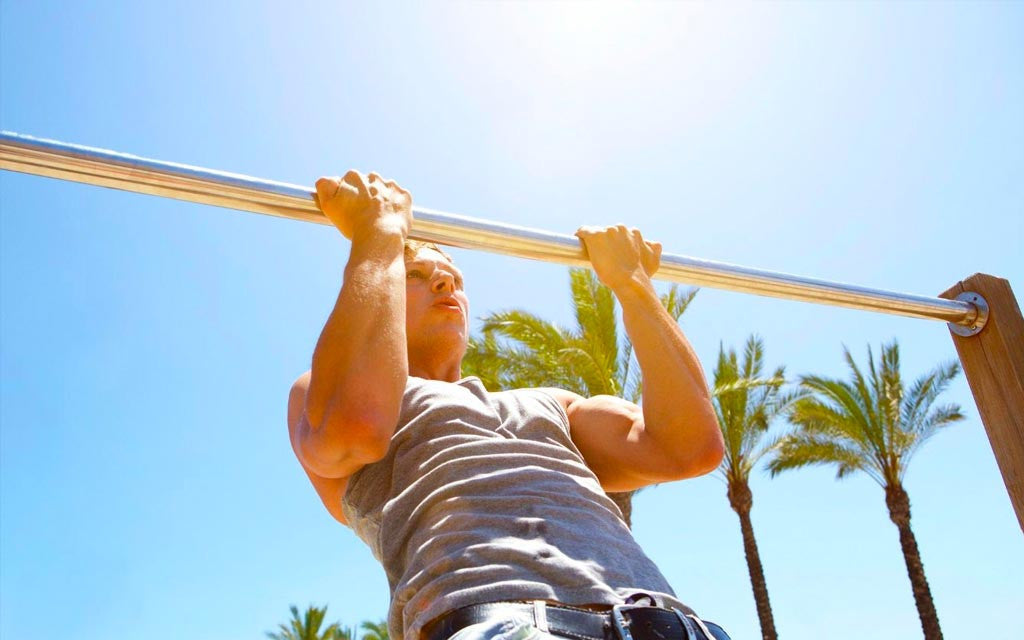 5 Things to Help You do More Pull Ups