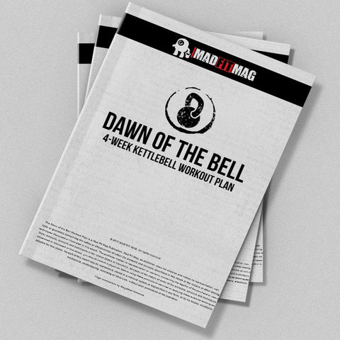 Dawn of the Bell 4-Week Kettlebell Workout Plan