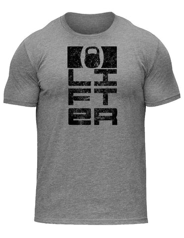 Kettlebell LIFTER T-Shirt