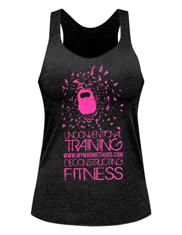 MMM - Unconventional Fitness Woman's Tank Top
