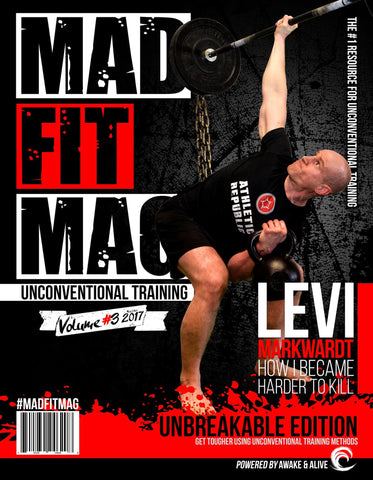 Unbreakable Edition of Mad Fit Mag - PRINT - Issue 3 - SOLD OUT