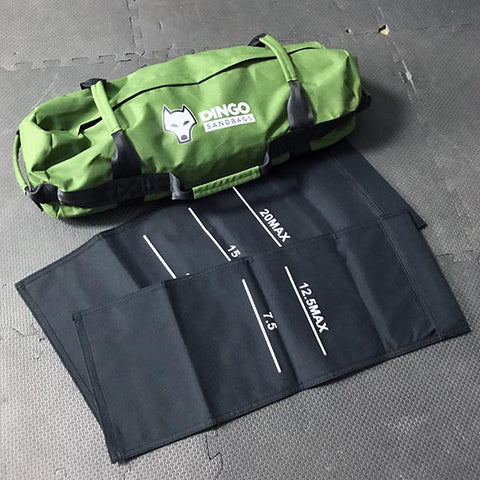 Medium Sandbag Set (55lb Max)