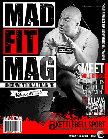 Original Edition of Mad Fit Mag - PRINT - Issue 1 - SOLD OUT