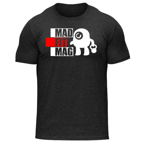 Mad Fit Mag Tee Shirt - Men