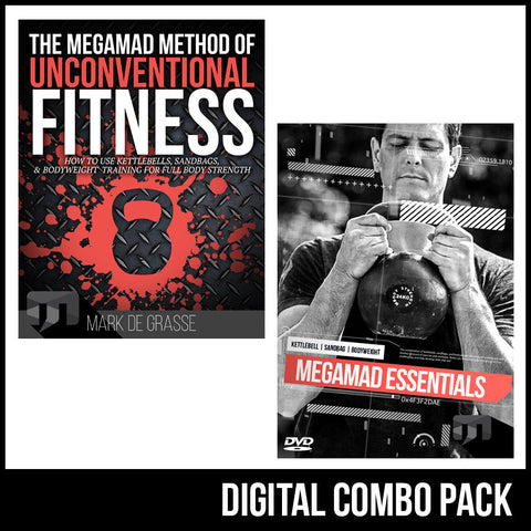 MegaMad Fitness Combo Pack