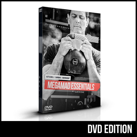 MegaMad Essentials Workout DVD