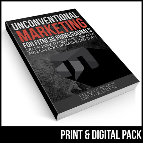 MegaMad Online Marketing Book Set