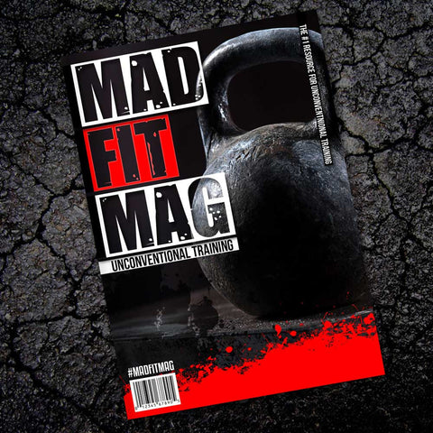 Kettlebell Edition of Mad Fit Mag - DIGITAL - Issue 2