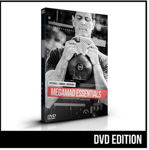 MegaMad Essentials Physical Workout DVD