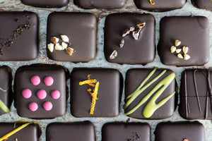 Handcrafted, Raw Chocolate Truffles