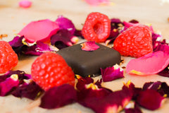 Raspberry Rose - The aroma of rose blended with the sweetness of raspberry