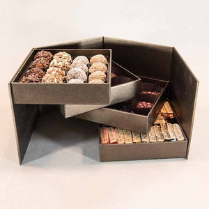 Four Tier Gift Box - The Great Unbaked
