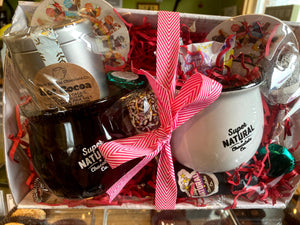 Hot Cocoa Kit for 2 - Super Natural Chocolate Co