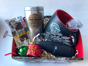 Christmas Hot Cocoa Kit - Super Natural Chocolate Co