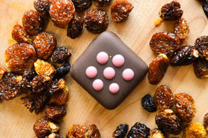 Build Your Own 8 Piece Chocolate Truffle Box - Super Natural Chocolate Co