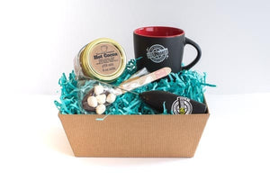 Raw Vegan Hot Cocoa Kit - The Great Unbaked