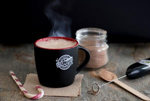 Raw Vegan Hot Cocoa Mix - The Great Unbaked