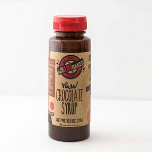 Raw Chocolate Syrup - The Great Unbaked