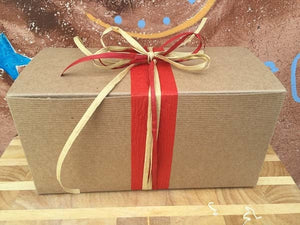 Raw Chocolate Lovers Gift Box - Super Natural Chocolate Co