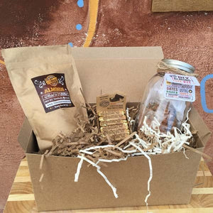 Almond Lovers Gift Box - Super Natural Chocolate Co
