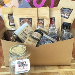 The ULTIMATE Raw Chocolate Gift Box - Super Natural Chocolate Co